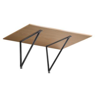 Soporte Pesado Negro 0.2x45x40cm