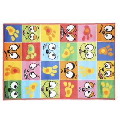 Alfombra Smash Puzzle 120x80cm