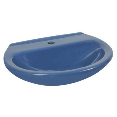 Lavamanos Milano azul