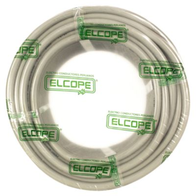 Cable Vulcanizado 14 AWG x 30 m
