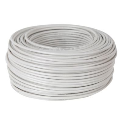Cable THHN 10 AWG Blanco x 100 m