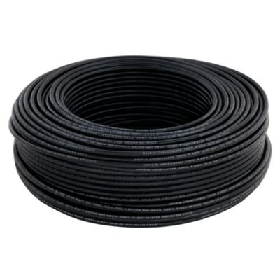 Cable THHN 10 AWG Negro x 100 m