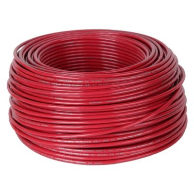 Cable THHN 10 AWG Rojo x 100 m
