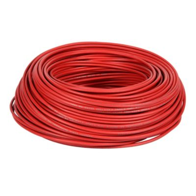 Cable THHN 14 AWG Rojo x 50 m