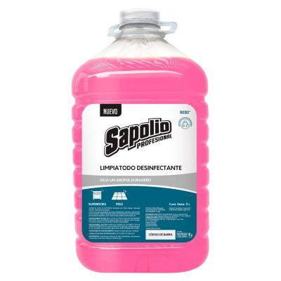 Limpiatodo Aroma Bebé de 5 L