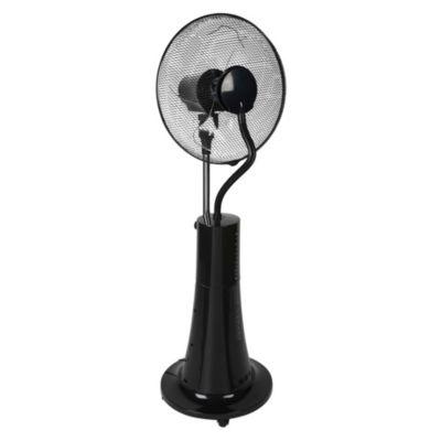 """Ventilador de pedestal con humidificador 16"""""""