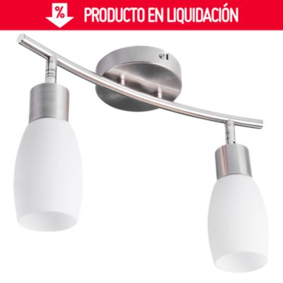 Barra Remo 2 Luces E14