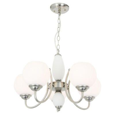 Lámpara Colgante Sabatier 5 Luces E27
