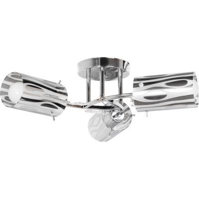 Lámparas de Techo Curvas 3 Luces E27