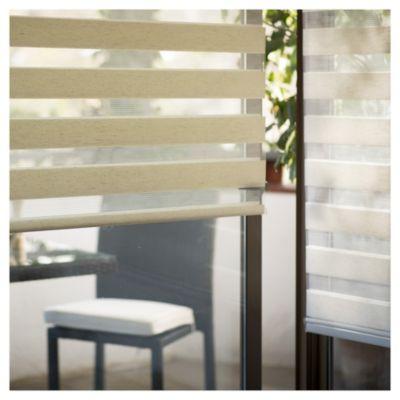 Cortina Roller Día y Noche Lino 160x165