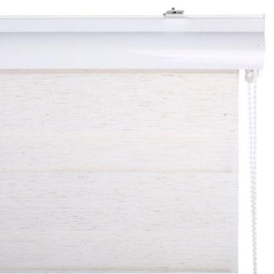Cortina Roller Día y Noche Lino 150x250