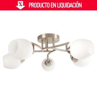 Lámparas de Techo Bilbao 5 Luces E27