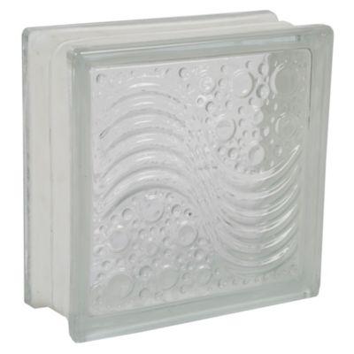 Block Vidrio Marino 19 x 19 cm
