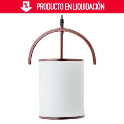 Lámpara colgante Argelia 1 luz