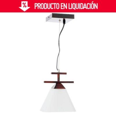 Lámpara Colgante Tunez 1 Luz E27
