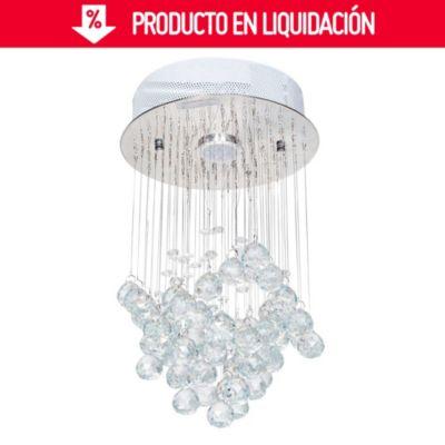 Lámpara colgante Hansen 1 luz