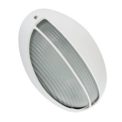 Aplique de Exterior ovalado 1 luz