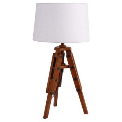 Lámpara de mesa Trípode 1 luz