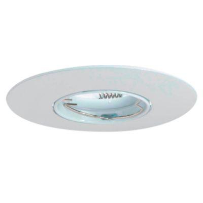 Spot oval 1 luz