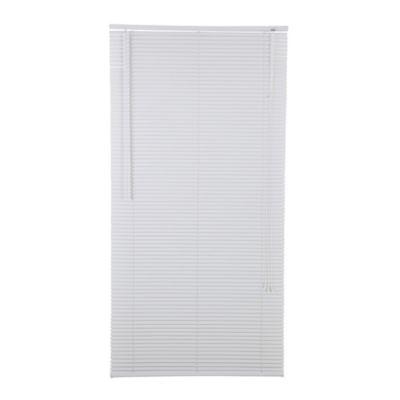 Persiana horizontal blanco