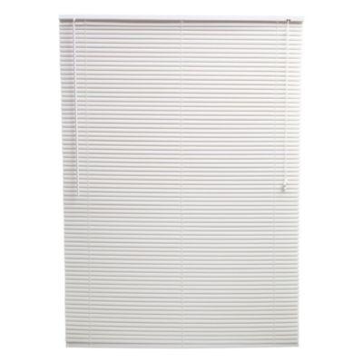 Persiana horizontal 160 x 165 cm blanco