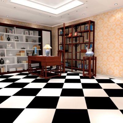 Porcelanato Súper Negro 60x60cm 1.44m2