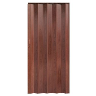 Puerta Plegable Castaño 90cm