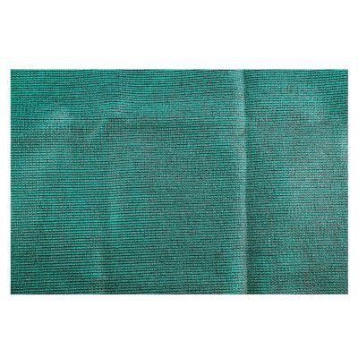 Malla Raschel 80% Verde con Negro x Rollo de 100 m