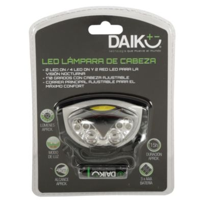 Lámpara Led Head