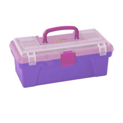 """Caja Vanity 12"""" Morado/Lila"""