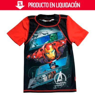 Polo lycra UV50 - Avengers