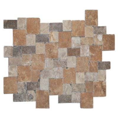 Baldosa Kuelap Pattern 0.43m2