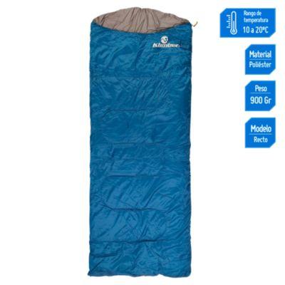 Bolsa de dormir con cabezal 180x75cm