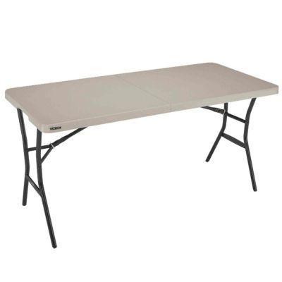 Mesa plegable 153 x 70 cm