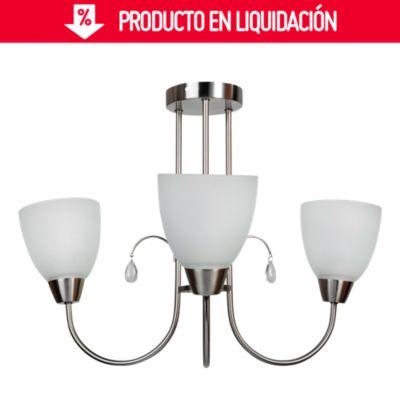 Lámpara de techo Barcelona 3 luces