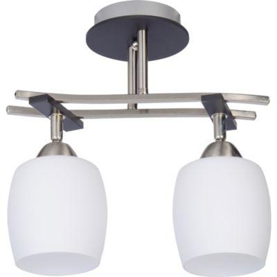 Lámpara de techo Almería 2 luces