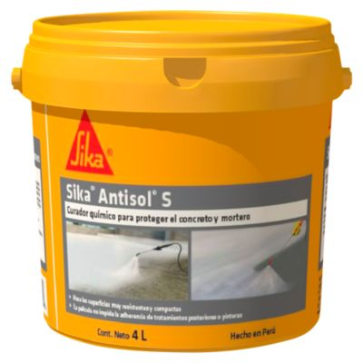 Antisol para concreto 4L
