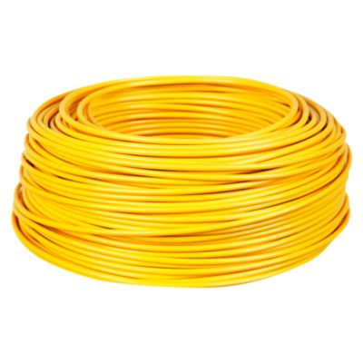 Cable THW 12 AWG Amarillo x Metro Lineal