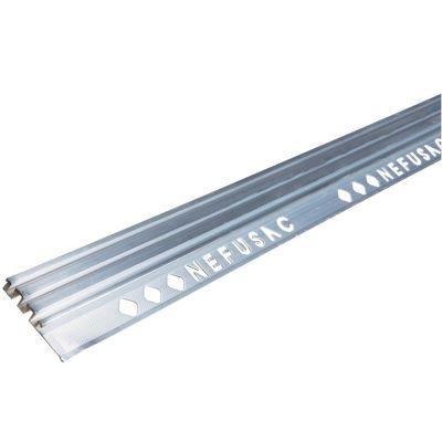 Pisos 2.40 mt aluminio