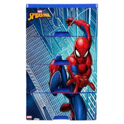 Cómoda 4 cajones Spiderman