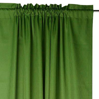 Cortina de Tela Verde 140x225