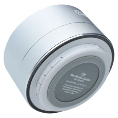 Bluetooth Speaker Plata