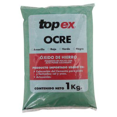 Ocre Verde x 1 kg