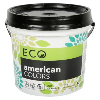 Base Eco Mate Pastel Blanco 4L