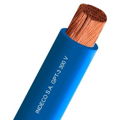 Cable GPT 18 AWG Azul x 100 m
