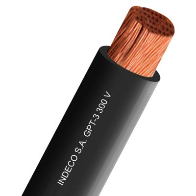 Cable GPT 18 AWG Negro x 100 m