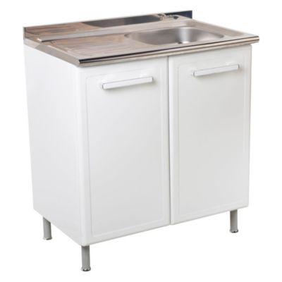 Mueble de cocina 2 puertas+lavaplatos