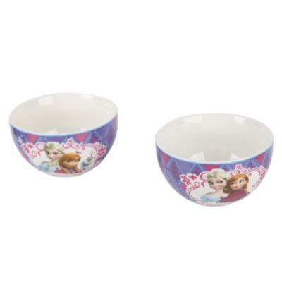 Set x2 bowls 250cc Frozen