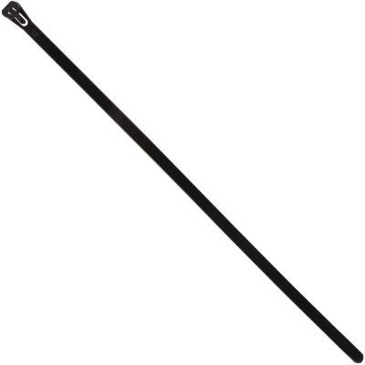 Cintillo Negro 300 x 7.6 mm x 25 Unidades