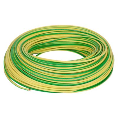 Cable LH 2.5 mm 2 Verde/Amarillo x 100 m